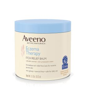 Aveeno® Active Naturals Eczema Therapy Itch Relief Balm - 11oz