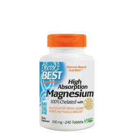 Doctor's Best High Absorption Magnesium