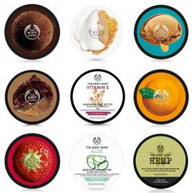 The Bodyshop Body Butter Corractions